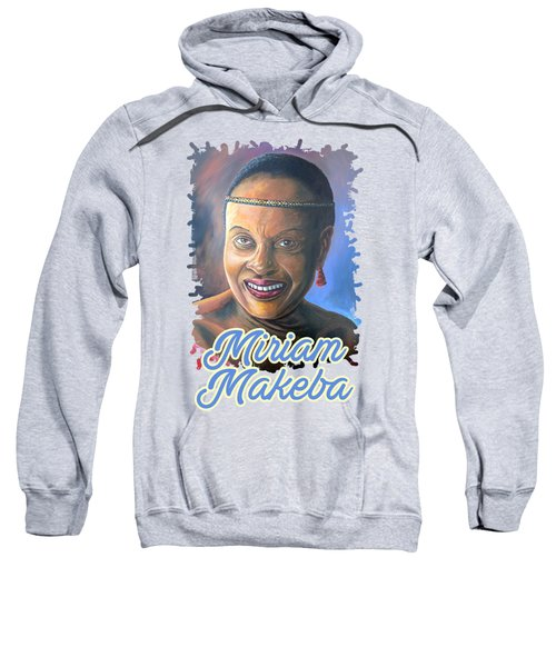 Miriam Makeba Sweatshirt