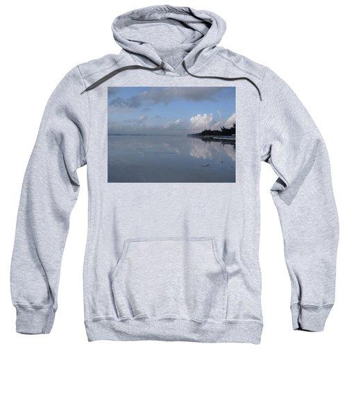 Mirror Ocean Water Sweatshirt
