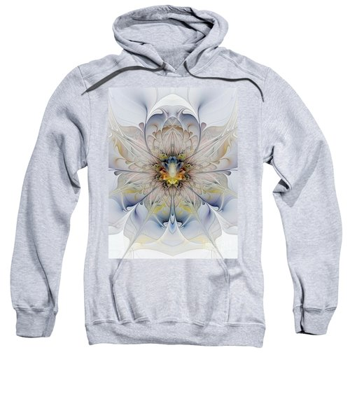 Mirrored Blossom Sweatshirt