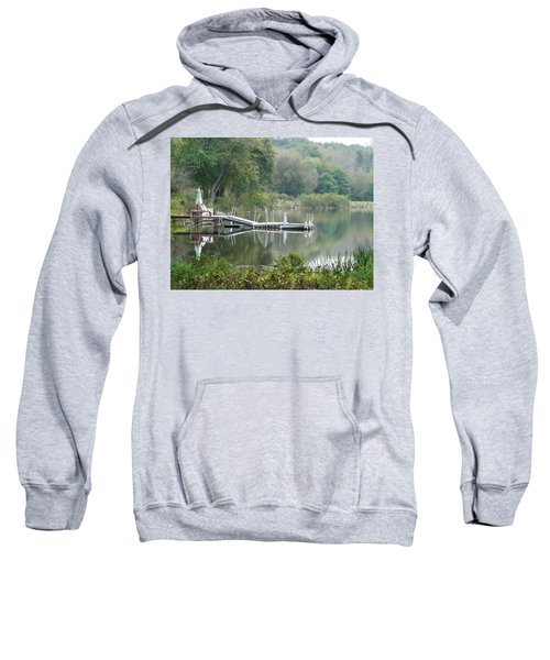 Mirrored Pier Sweatshirt