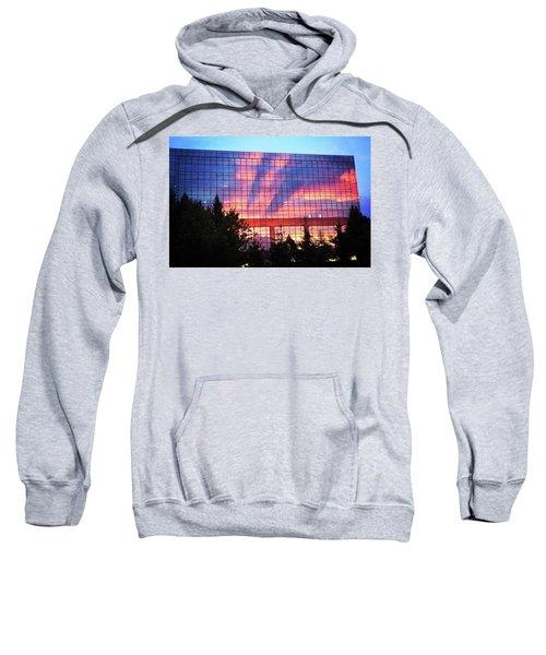 Mirrored Sky Sweatshirt