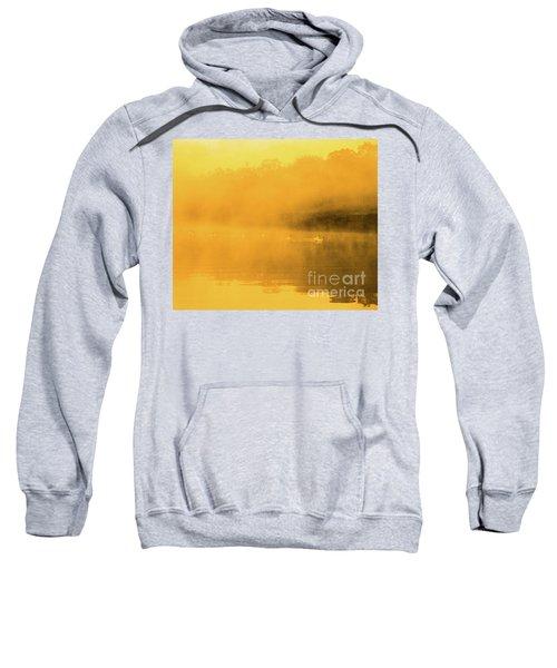 Misty Gold Sweatshirt