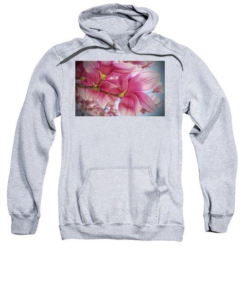 Misty Magnolia Sweatshirt