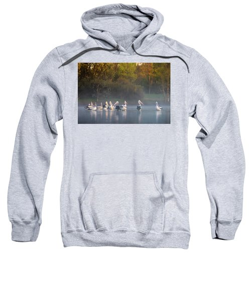 Misty Sunrise Sweatshirt