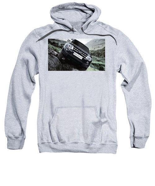 Mitsubishi Pajero Sweatshirt