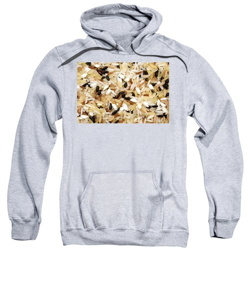Mixed Rice Sweatshirt