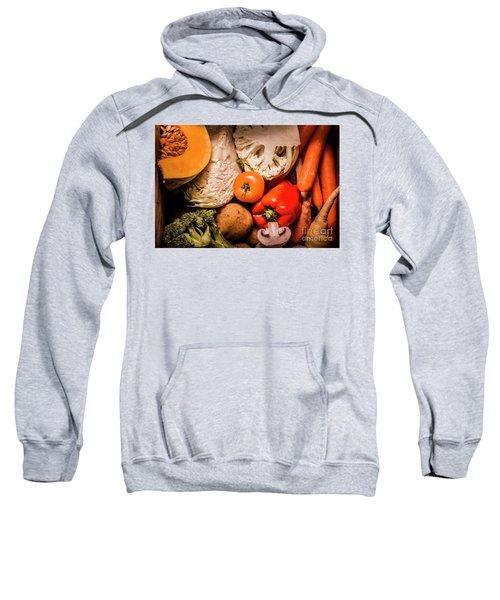 Mixed Vegetable Produce Pack Sweatshirt