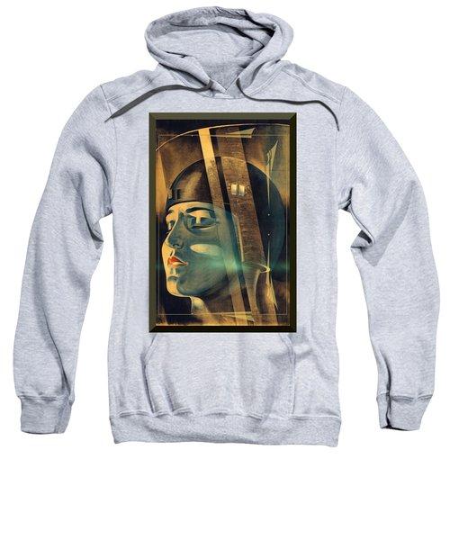 Metropolis Maria Transformation Sweatshirt