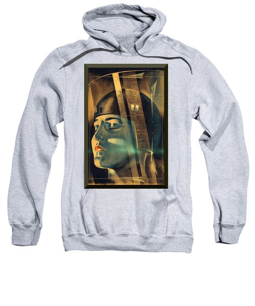 Metropolis Maria Transformation Sweatshirt