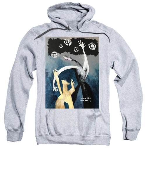Mmxvii The Ascension No. 2  Sweatshirt
