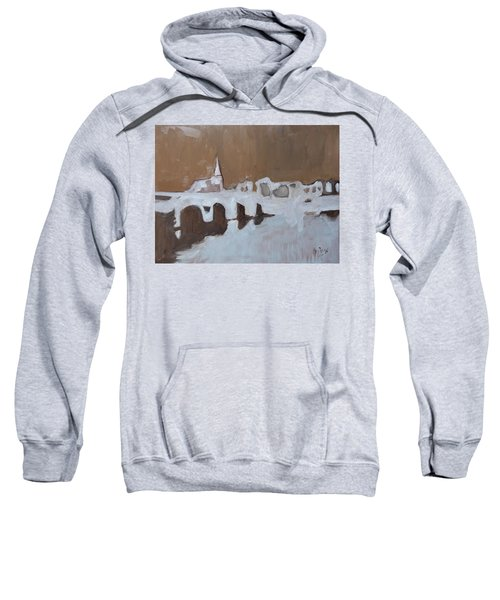 Moasbrogk In Brown Tints Sweatshirt