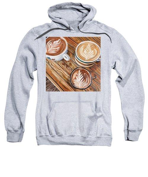 Mocha Trinity Sweatshirt