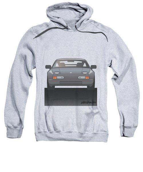 Modern Euro Icons Series Porsche 928 Gts Sweatshirt