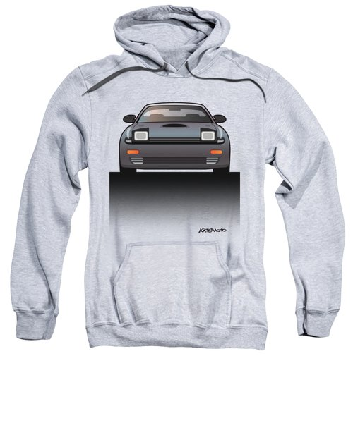 Modern Japanese Icons Series Toyota Celica  Gt-four All-trac Turbo St185 Split Sweatshirt