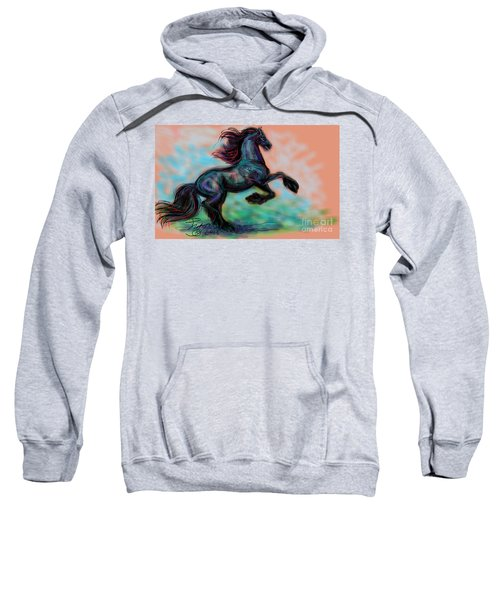 Modern Royal Friesian Sweatshirt