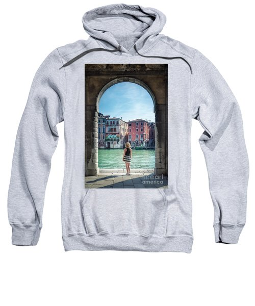 Moments Without Time Sweatshirt