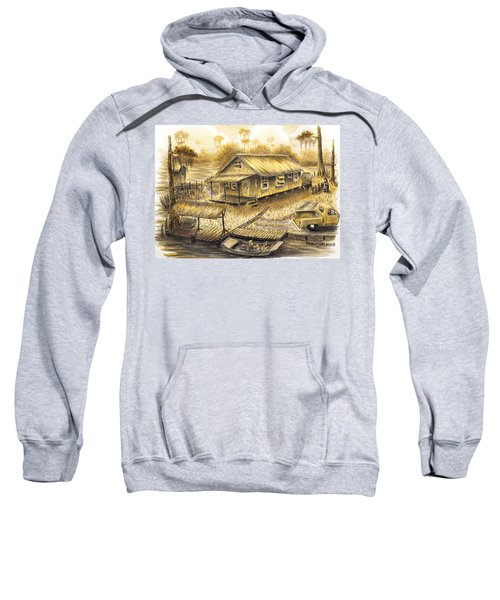Momma's Heavenly Mansion Sweatshirt