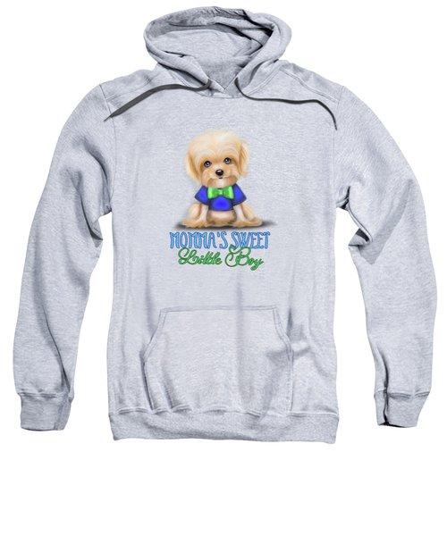 Mommas Sweet Little Boy Sweatshirt