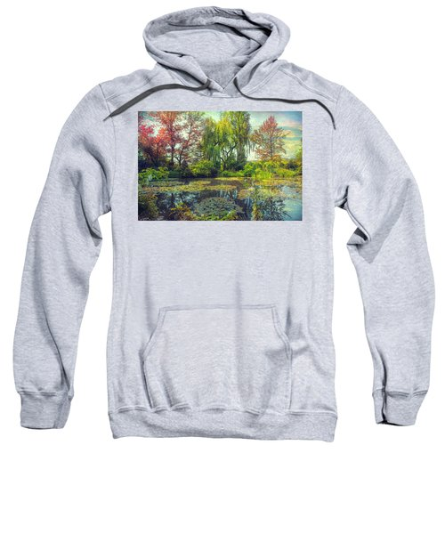 Monet's Afternoon Sweatshirt