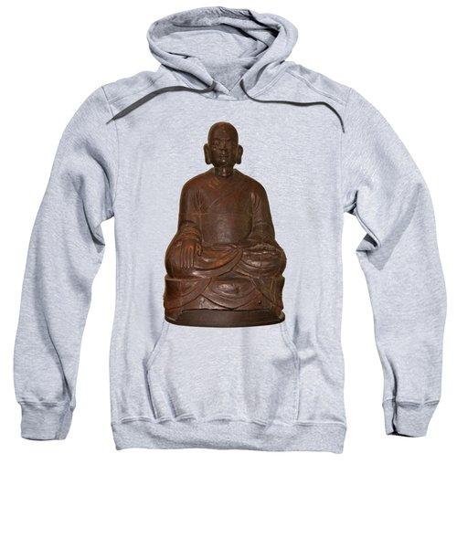 Monk Seated Sweatshirt