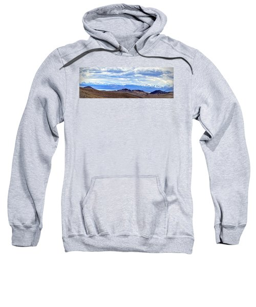 Mono Lake From Bodie Hills Sweatshirt