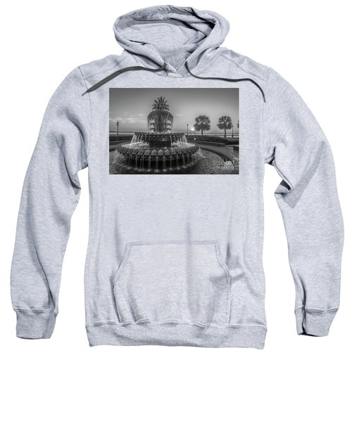 Monochrome Pineapple Sweatshirt