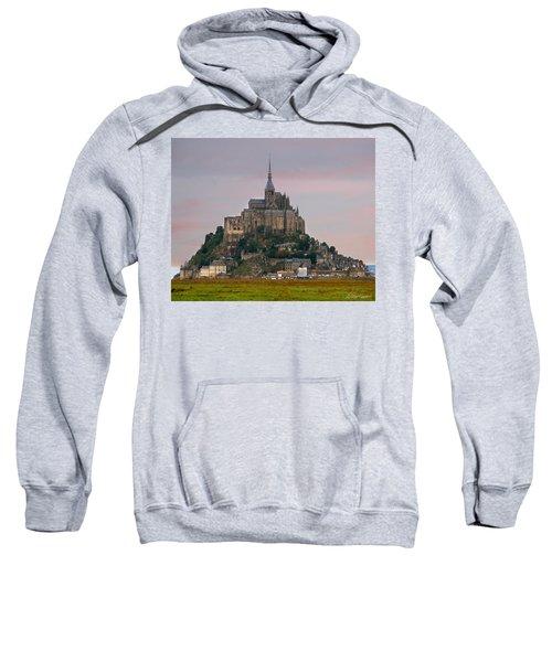 Mont Saint Michel Sweatshirt