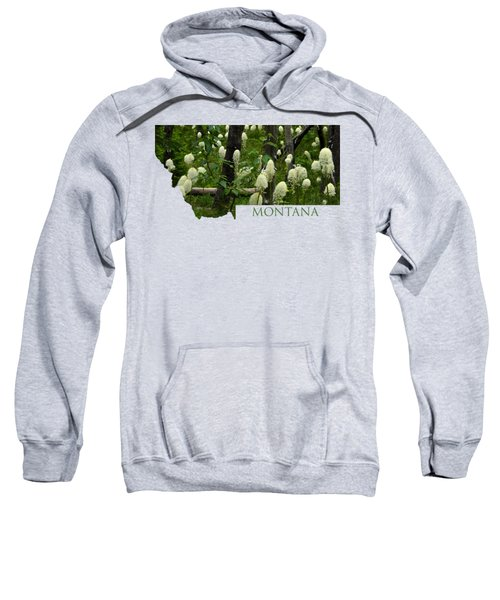 Montana Bear Grass Sweatshirt