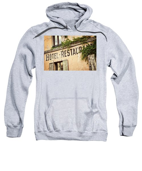 Montmartre Hotel Restaurant  Sweatshirt