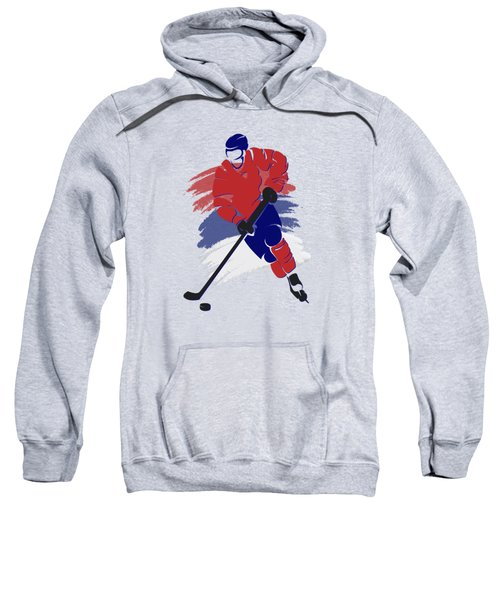 Montreal Canadiens Player Shirt Sweatshirt