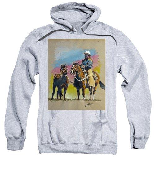 Monty Roberts Sweatshirt