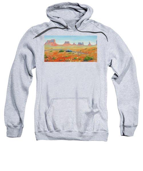 Monument Valley Vintage Sweatshirt