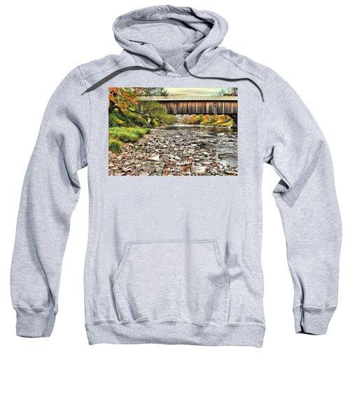 Moody Autumn Day Sweatshirt
