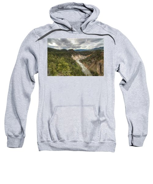 Moody Yellowstone Sweatshirt