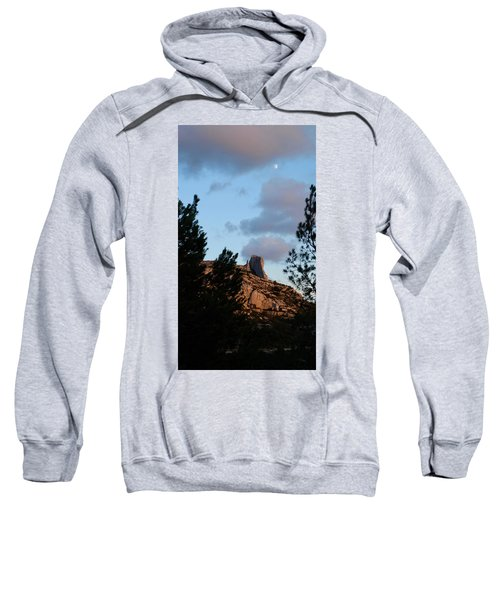 Moon And Rock Sweatshirt