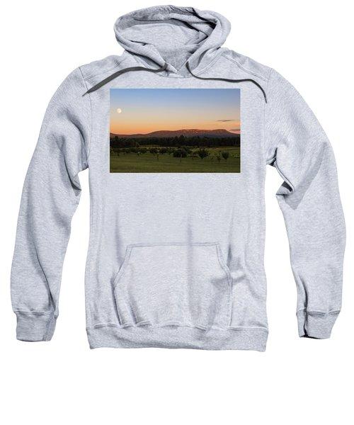 Moon Over Mount Tom Sweatshirt