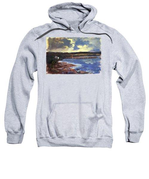 Moonlit Beach Sweatshirt