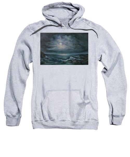 Moonlit Seascape Sweatshirt