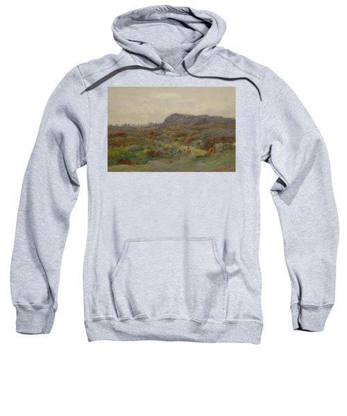 Moorland Landscape By Thorburn Sweatshirt