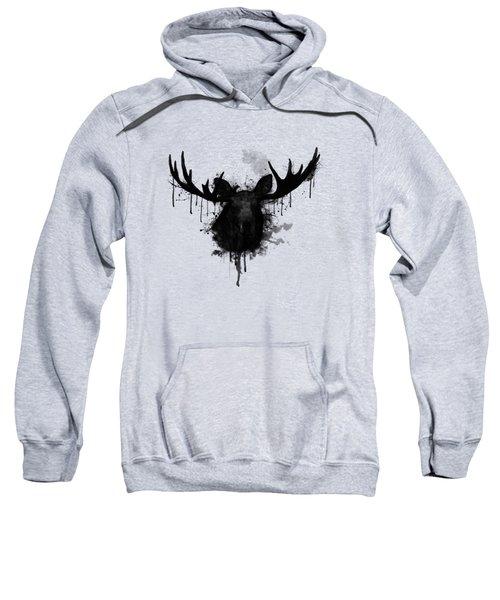 Moose Sweatshirt by Nicklas Gustafsson
