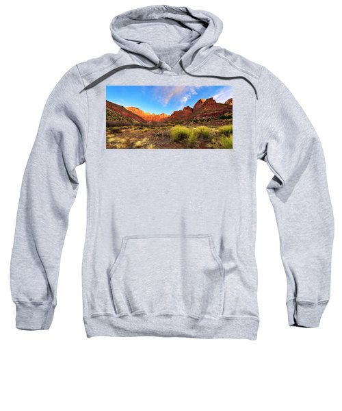 Morning Above Virgin Sweatshirt