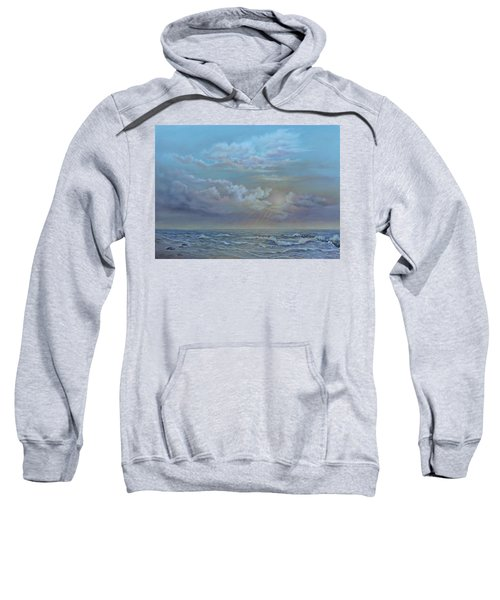 Morning At The Ocean Sweatshirt