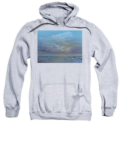 Morning At The Ocean Sweatshirt