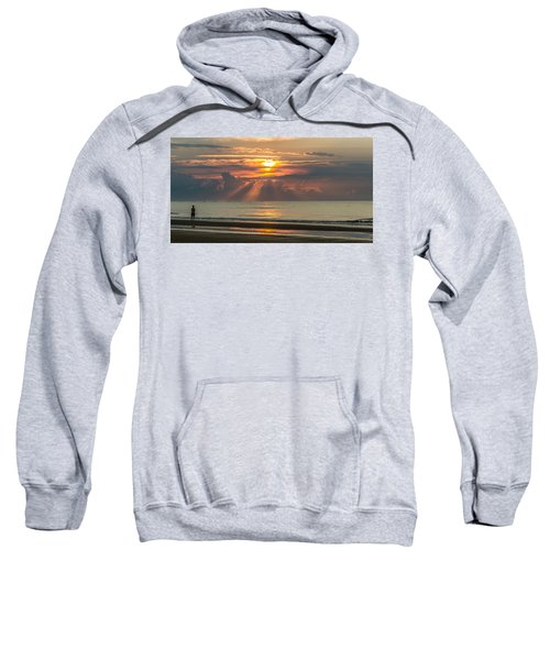 Morning Break Sweatshirt