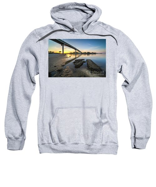 Morning Colors In Port St. Joe Sweatshirt