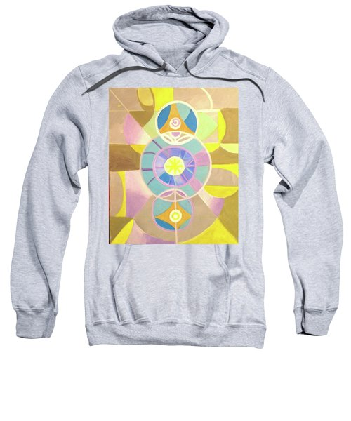 Morning Glory Geometrica Sweatshirt