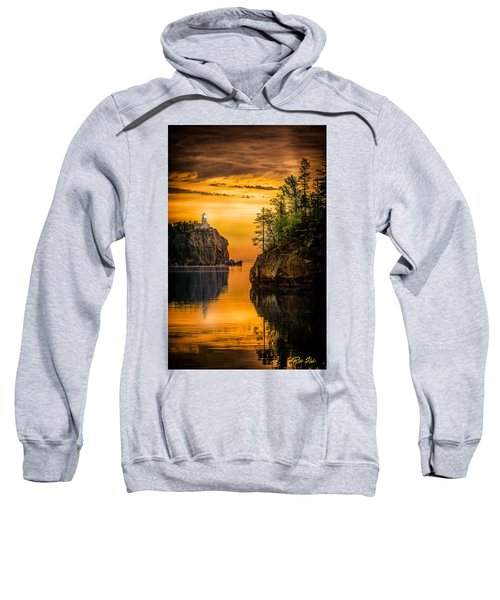 Morning Glow Against The Light Sweatshirt