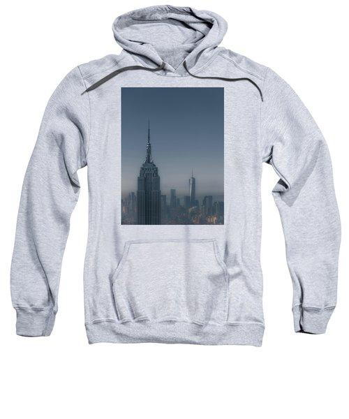 Morning In New York Sweatshirt