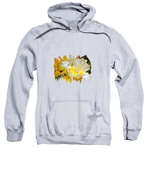Morning Iris Sweatshirt by Thom Zehrfeld