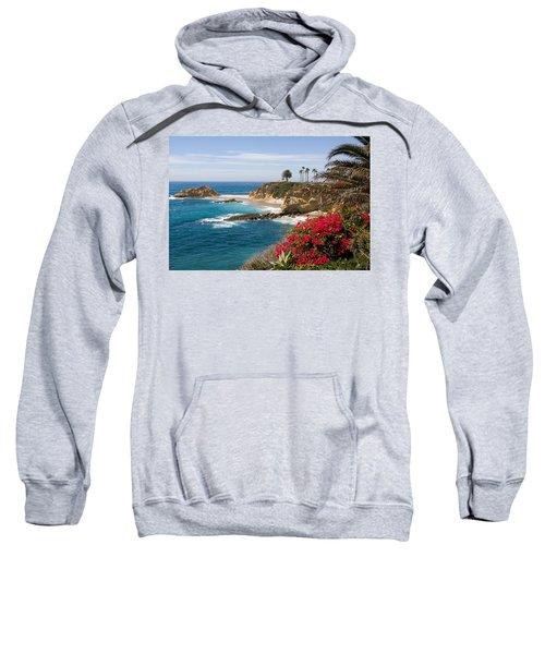 Morning Light Montage Resort Laguna Beach Sweatshirt